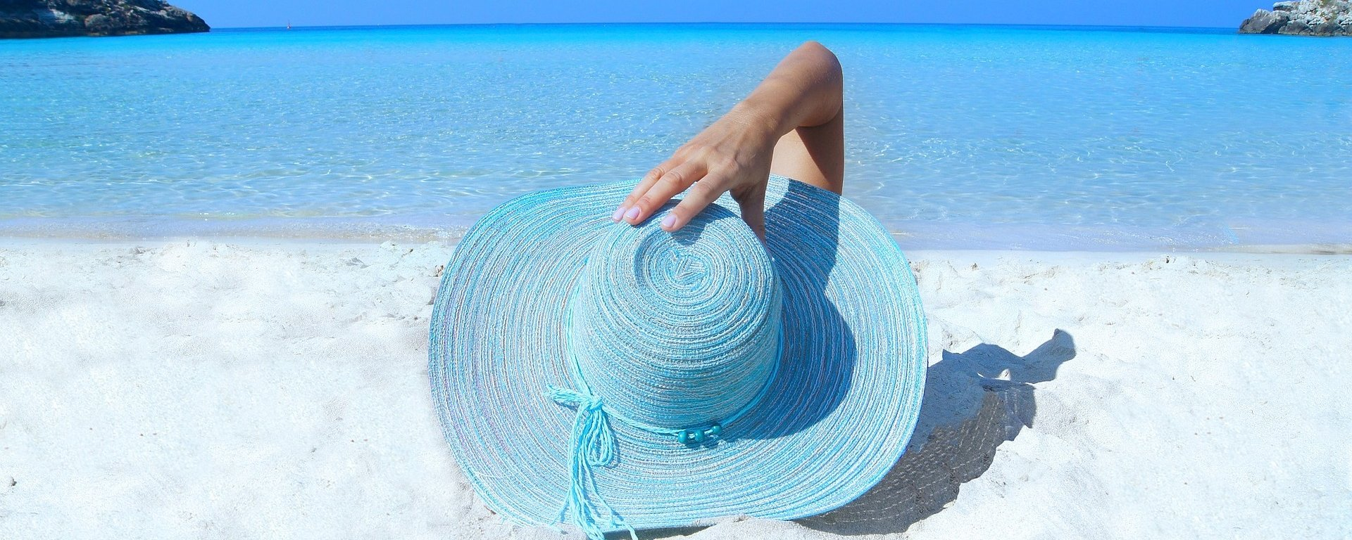 SPABLUE HOLIDAY BEACH HAT